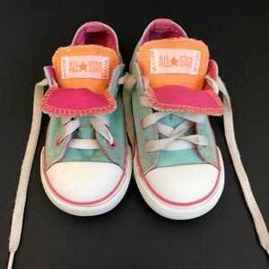 CONVERSE All Star Double Tongue Sneakers
